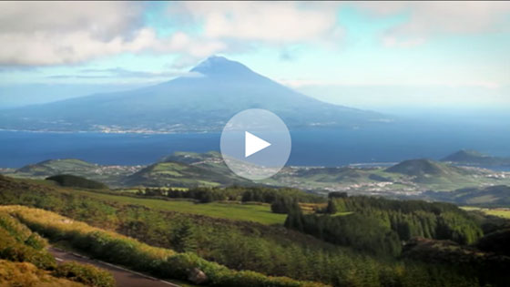 Azores video screen grab photo